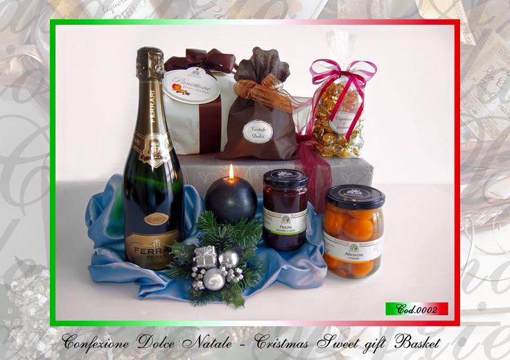 Cesti Natalizi - cesti regalo - regali aziendali - catalogo natale 2015