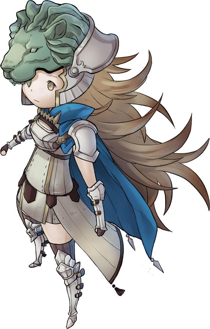Minerva the Lionheart
