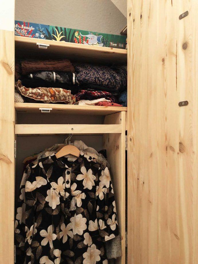 Melanies Roomstory »Basteln im kleinen Kinderzimmer