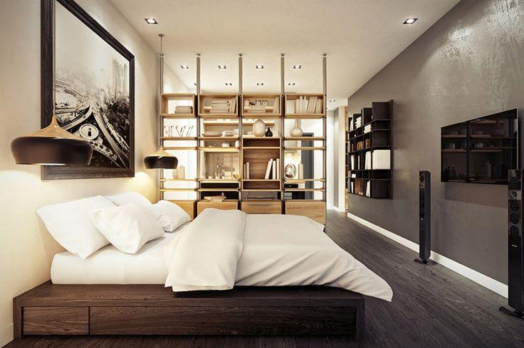 02 - foto de apartamento pequeno