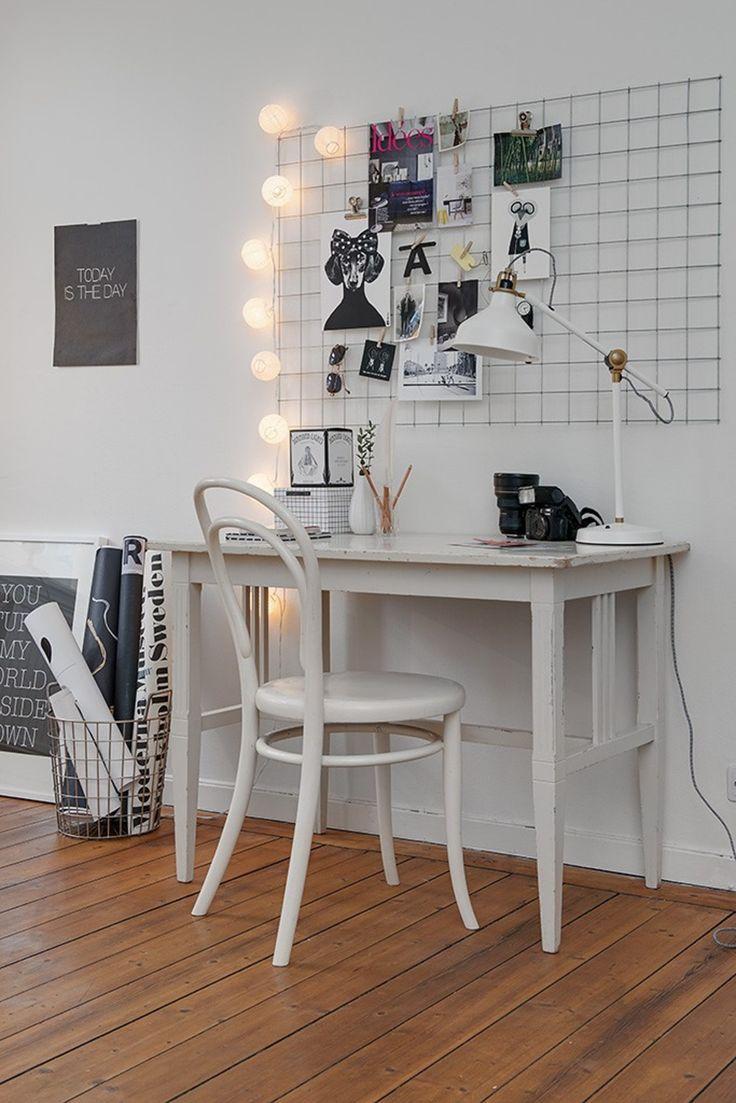 13 best Wire memo board ideas images on Pinterest | Desks, Room ...