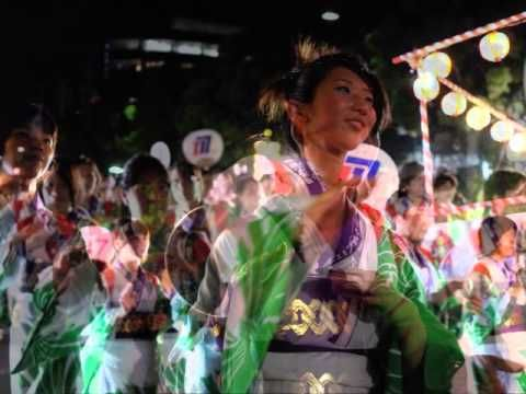 Traditional Festival in Japan