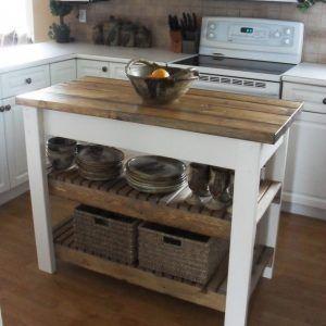 Moving My Kitchen Island