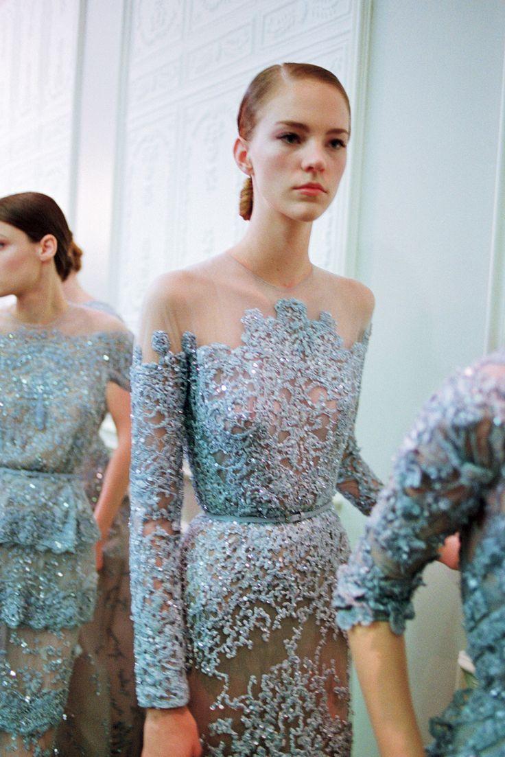 57 best {elie saab} images on Pinterest | Couture details, Evening ...