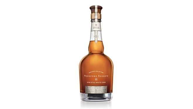 Woodford Reserve Master's Collection 2015: 1838 Style White Corn