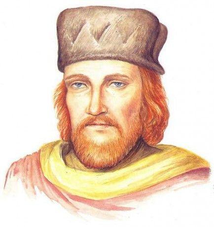 Boleslav III. Ryšavý, kníže český