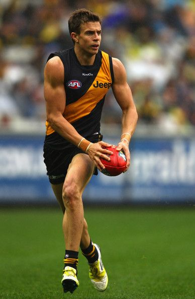 Richmond jersey - Brett Deledio