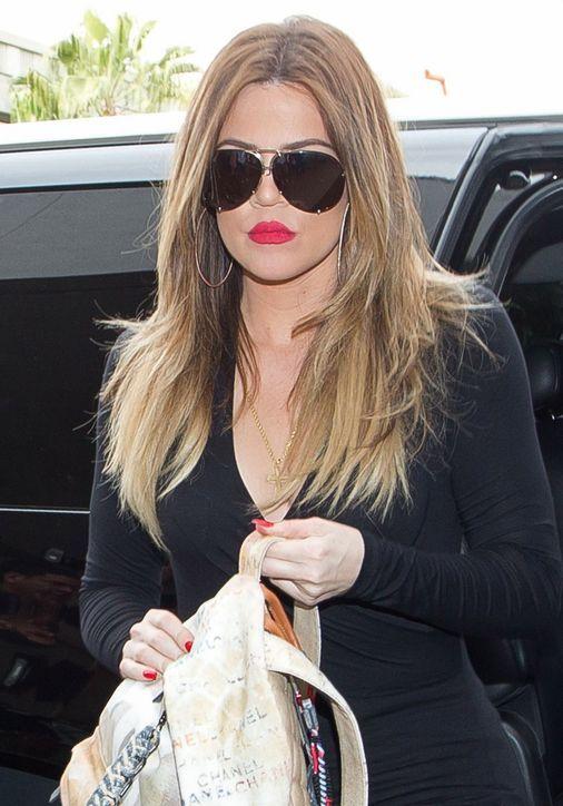 6797dd1c86e9c Khloe Kardashian Aviator Sunglasses « Heritage Malta