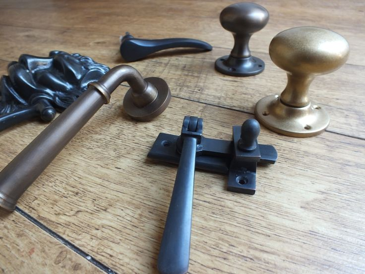 A selection of window and door furniture from British Ironmongery. British made, hand-finished, traditionally cast brass and bronze window and door hardware. Available from http://www.britishironmongery.co.uk/