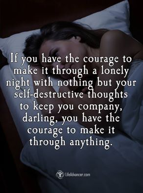 If you have the courage...