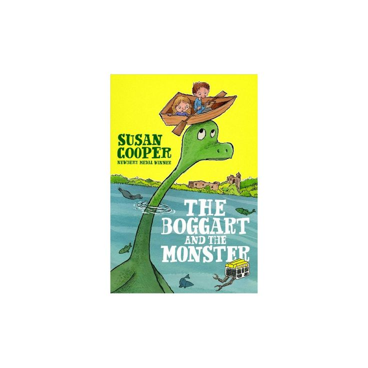 Boggart and the Monster (Reissue) (Paperback) (Susan Cooper & Stacy Curtis)