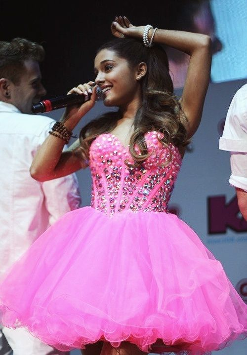 1000 images about ariana grande on pinterest today show for Ariana grande wedding dress