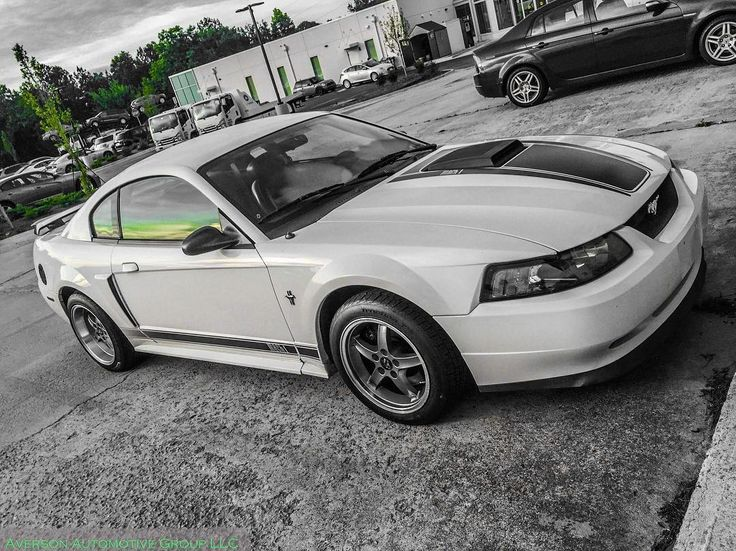 Pin by Averson Automotive Group LLC on Ford Mustang 2000