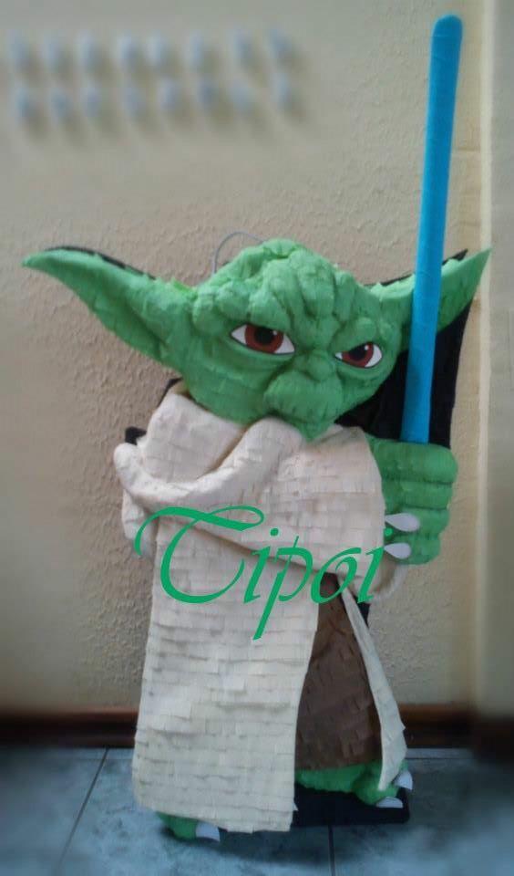 Pi 241 Ata Yoda Fiesta Party Pinterest