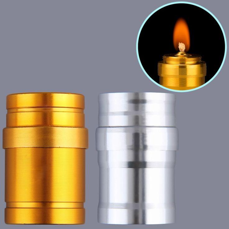 1 Pc מיני נייד מנורת מבער אלכוהול 10 ml אלומיניום מקרה ציוד מעבדה חימום