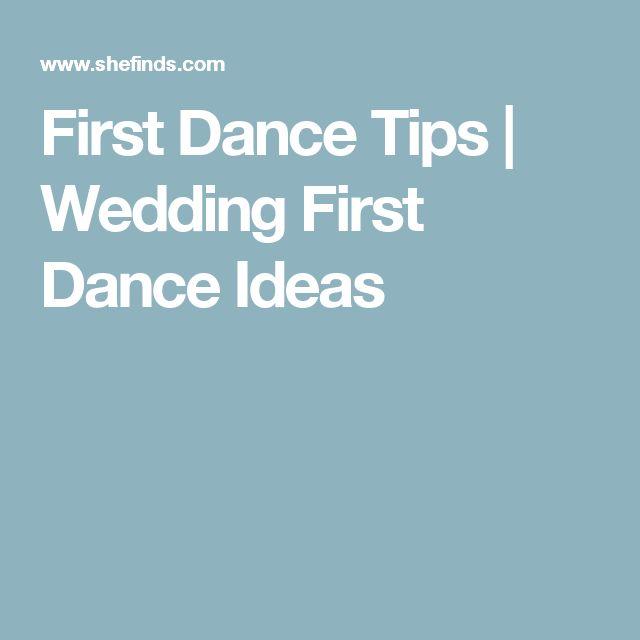 Best 25 Wedding First Dance Ideas On Pinterest