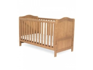 Mothercare pine Aylesbury cotbed   Picture 1