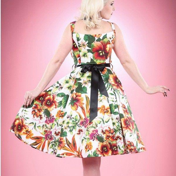 HR Summer Fling Dress nu t/m 6XL - Jurkjes
