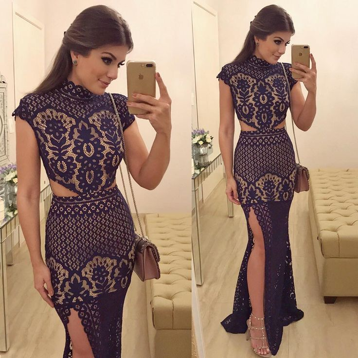 Long dress red carpet 4762