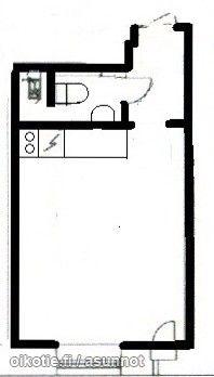 Simplest little studio! (20,5m2) / Yksinkertaisin pikkuyksiö (20,5m2) #tehoneliöt #pohjapiirros