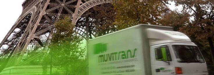 Servicios de mudanzas internacionales desde/hasta Valencia de Muvitrans Mudanzas