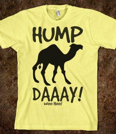 Hump Day tee t shirt top tshirt