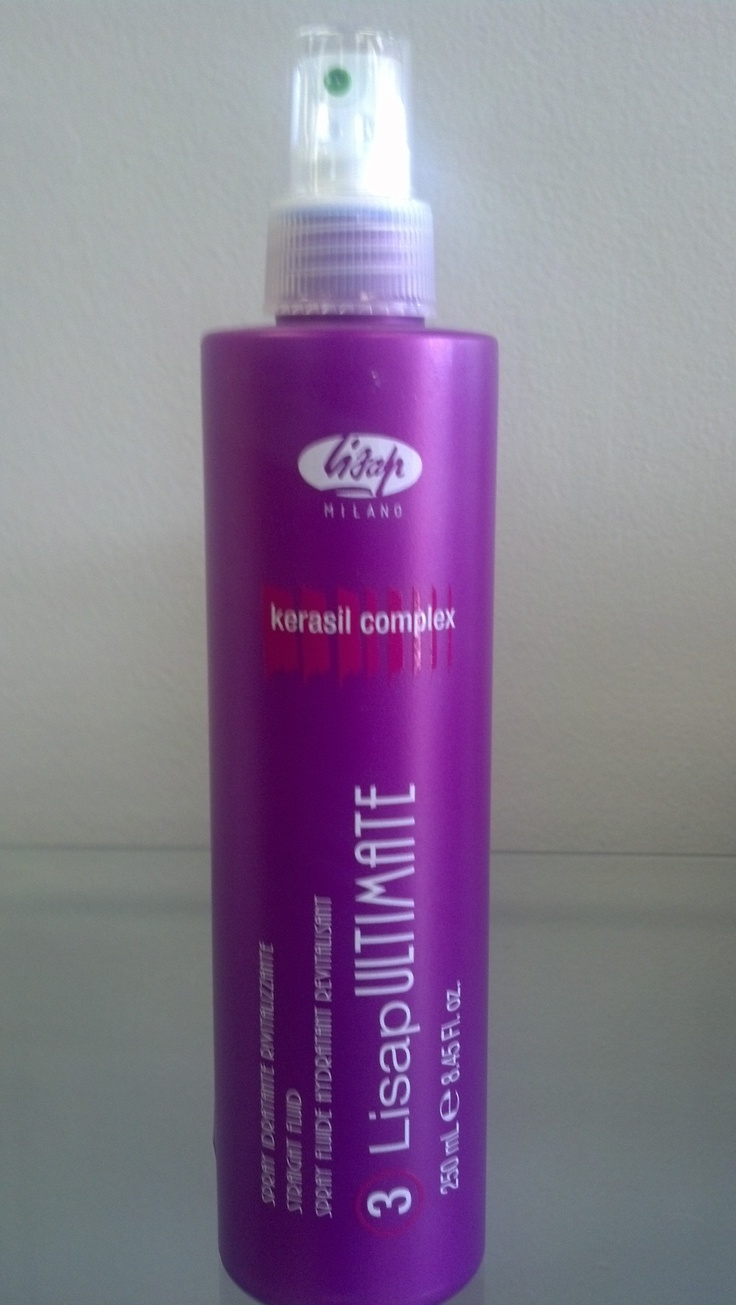 Lisap Milano $20.00 Great leave in spray and flat iron spray