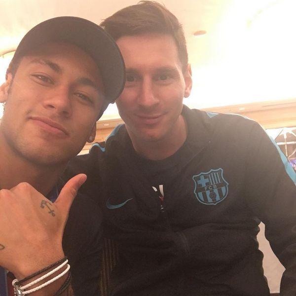 Neymar: My idol:
