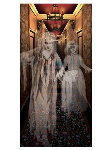 Haunted Hallway Ghosts Decoration, Halloween Ghost Decorations