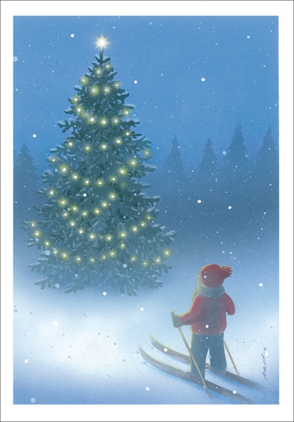 Jaana Aalto, Joulumetsä