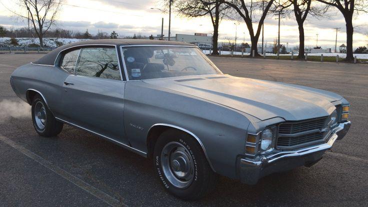 39,000 Miles? 1971 Chevrolet Malibu - http://barnfinds.com/39000-miles-1971-chevrolet-malibu/