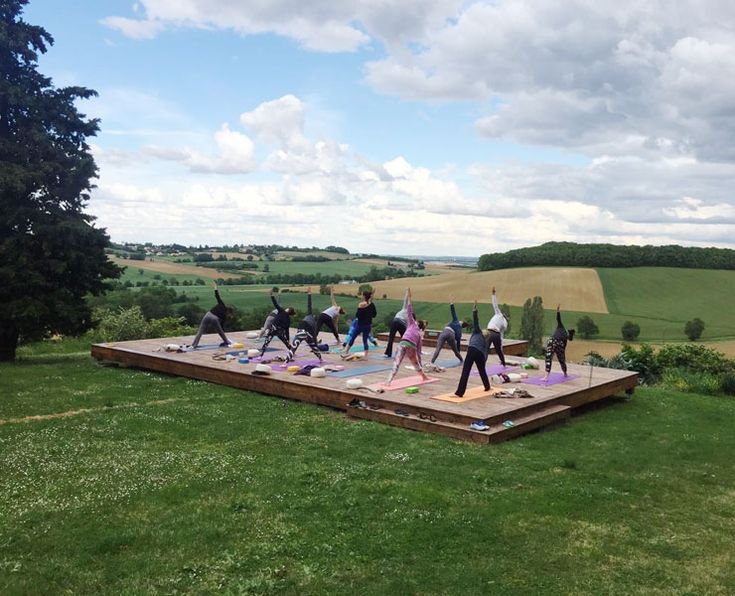 Vinyasa Yoga Retreat | Urlaub in Frankreich Lord Vishnus Couch