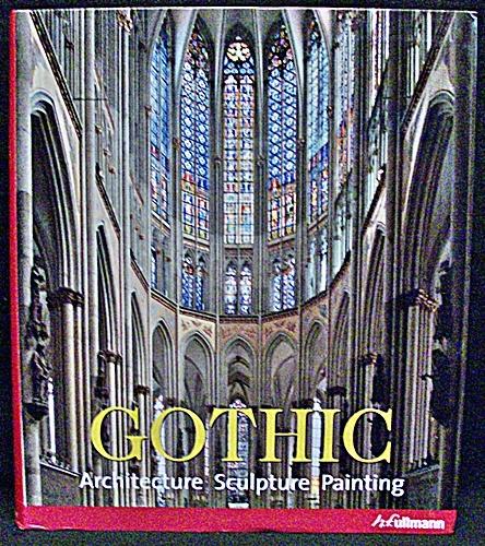 Gothic Arhitecture Sculpture Painting