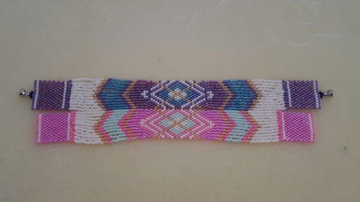 Bracelet peyote