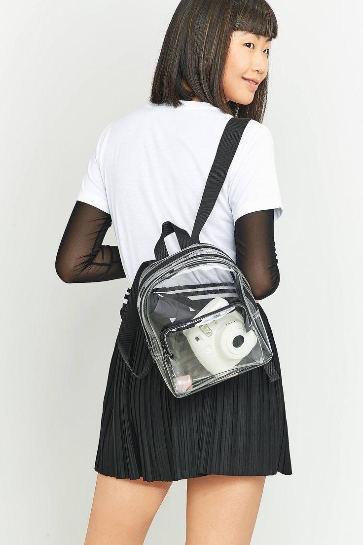 Slide View: 6: Mini sac à dos transparent