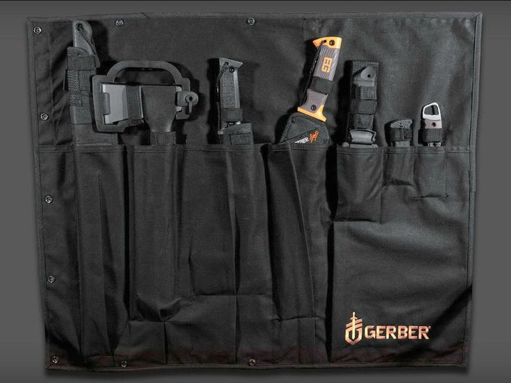 Gerber Zombie Apocalypse Survival Kit Camping Hunting Fishing Scouting Survivalist Gear Adventurist