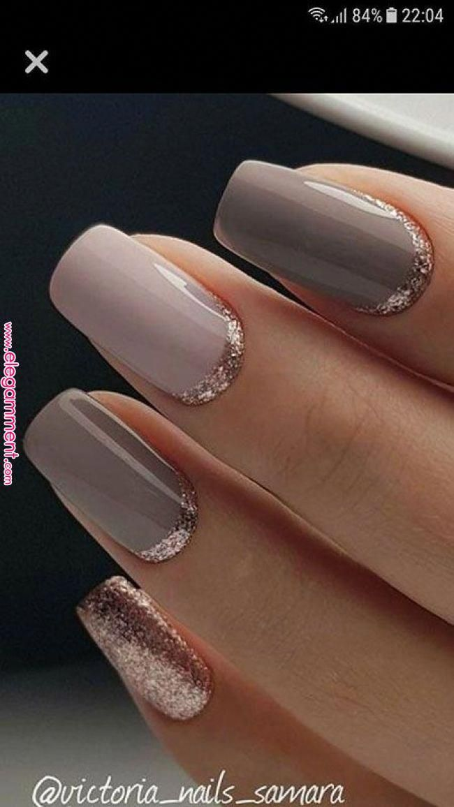 25 dessins d'élégants ongles #elegante #nageldesigns