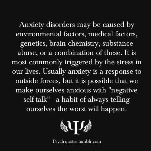 the influences of anxiety psychology essay So what causes anxiety and anxiety disorders anyway according to edmund bourne (2000), author of the highly popular the anxiety & phobia workbook, pe.