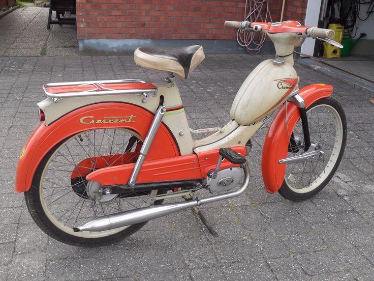 Fina mopeder förr!:-)