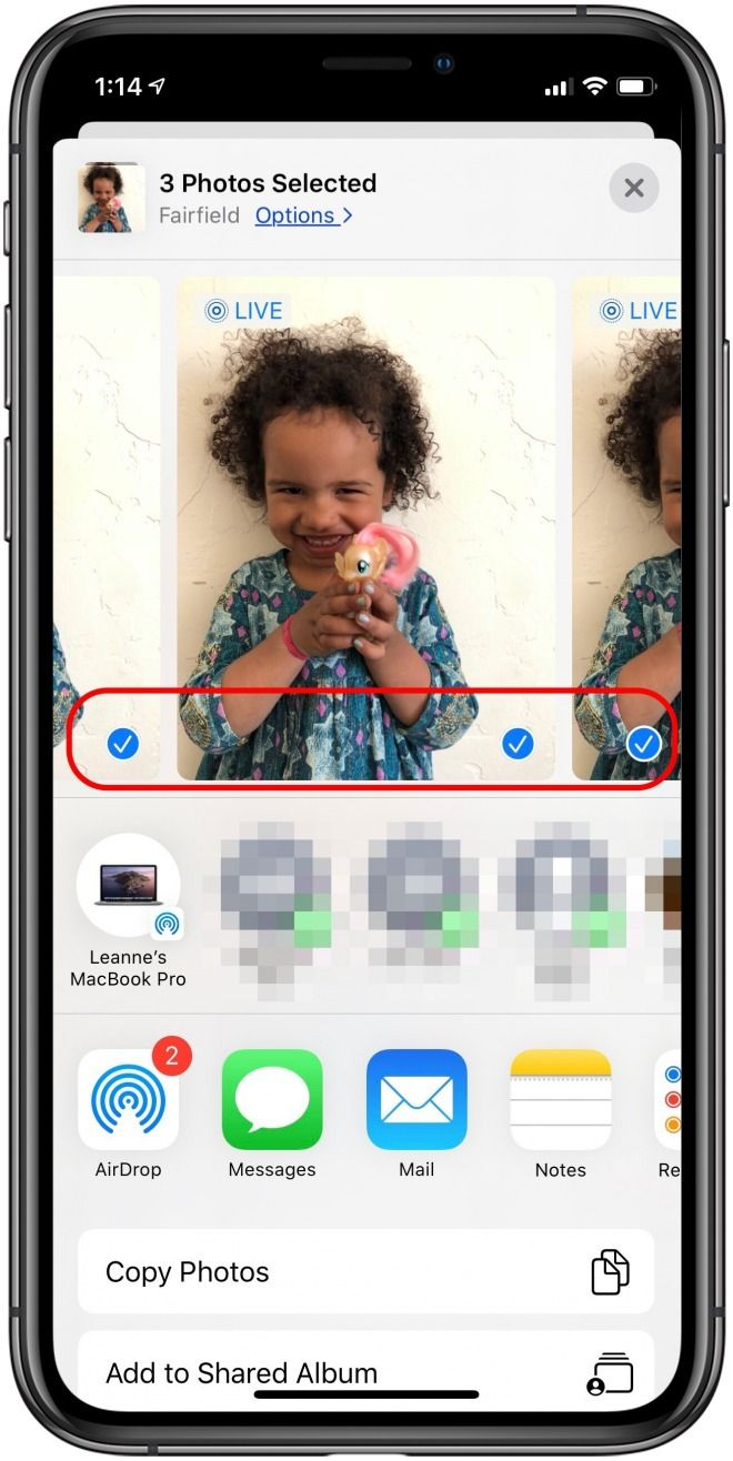 How To Turn Live Photos Into Videos On An Iphone Ipad New For Ios 13 Live Photo New Ipad Iphone Life