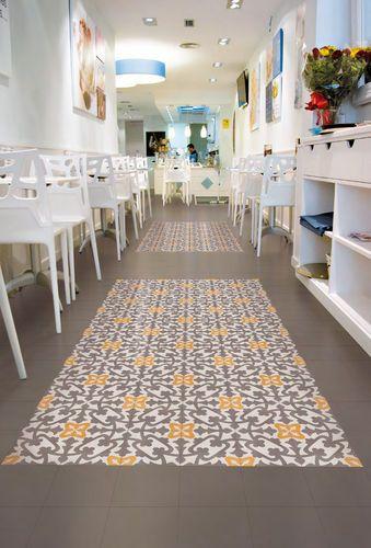 Cement floor tile: victorian look HARMONY : HIDRAULICOS PERONDA CERAMICAS