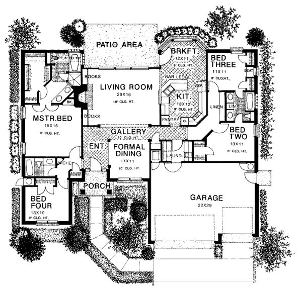 34 best Floor plans images on Pinterest