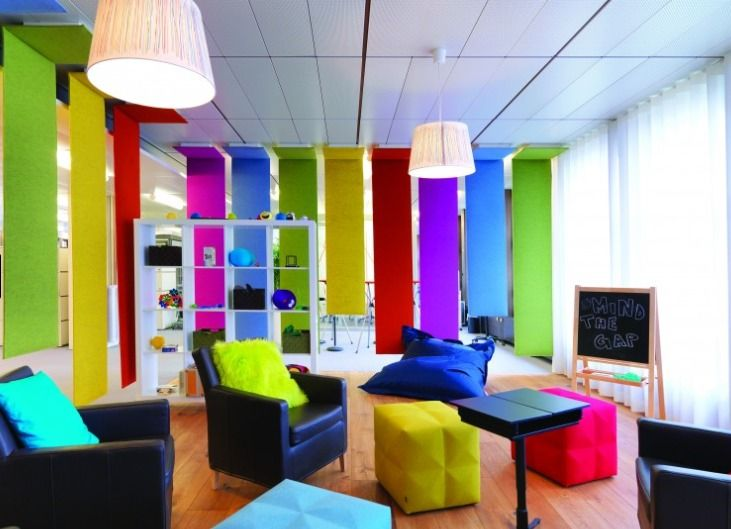 29 Best Funky Office Partitioning Images On Pinterest