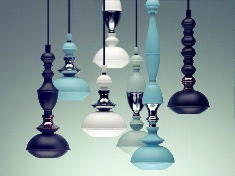 Benben type 1 hanglamp   Jacco Maris   BB T1 WHCH   HOOGSPOOR DESIGN LIGHT
