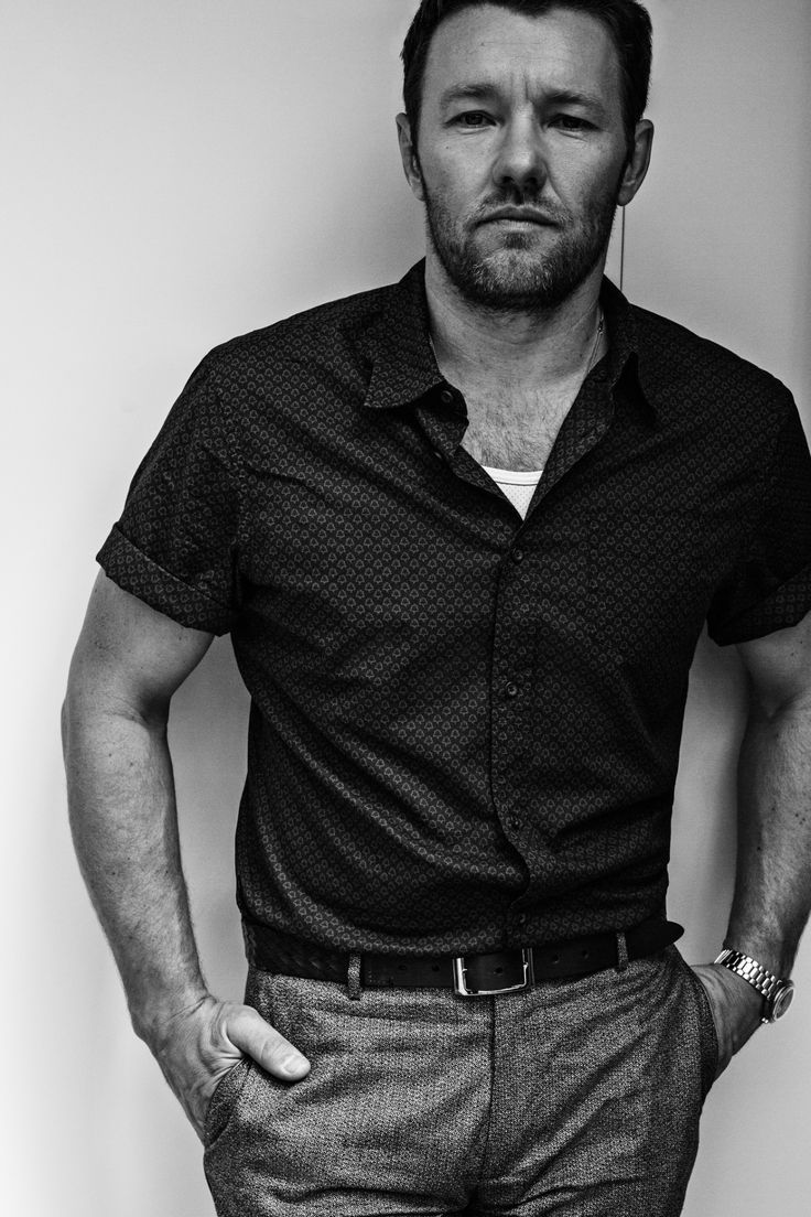 Joel Edgerton. I think this guy's stock in Hollywood is on the rise. He's so good.