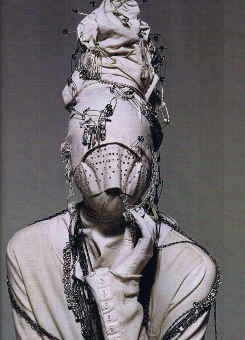 Jun Takahashi/Undercover shot by Irving Penn | 2006