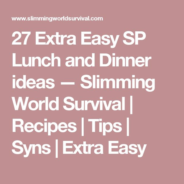 17 Best images about slimming world on Pinterest ...