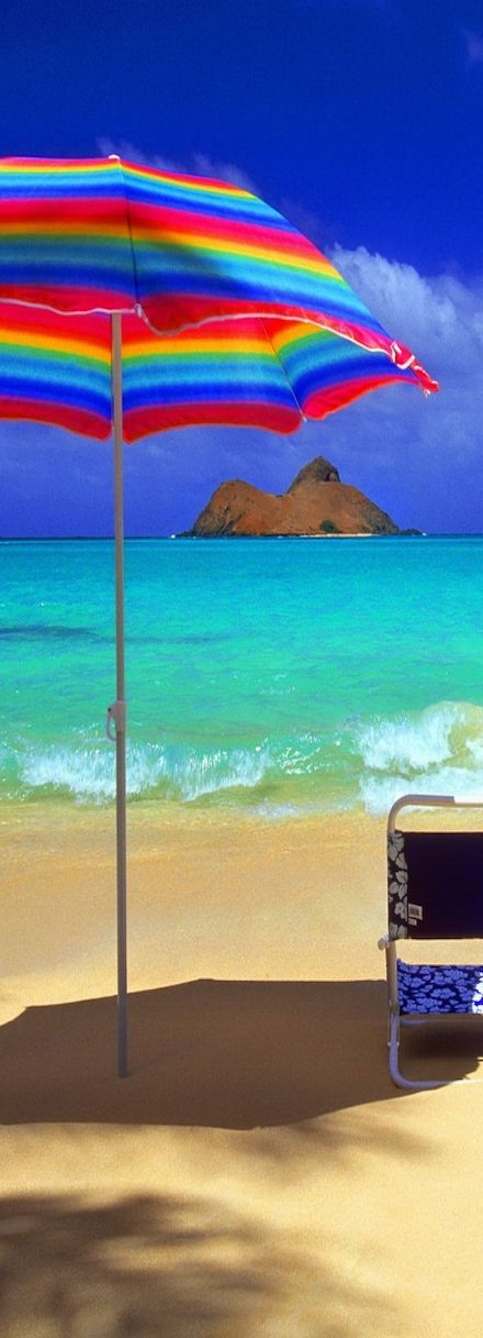 Lani Kai Beach...Oahu, Hawaii