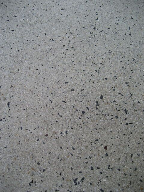 Concrete Salt And Pepper Paving In 2019 Concrete
