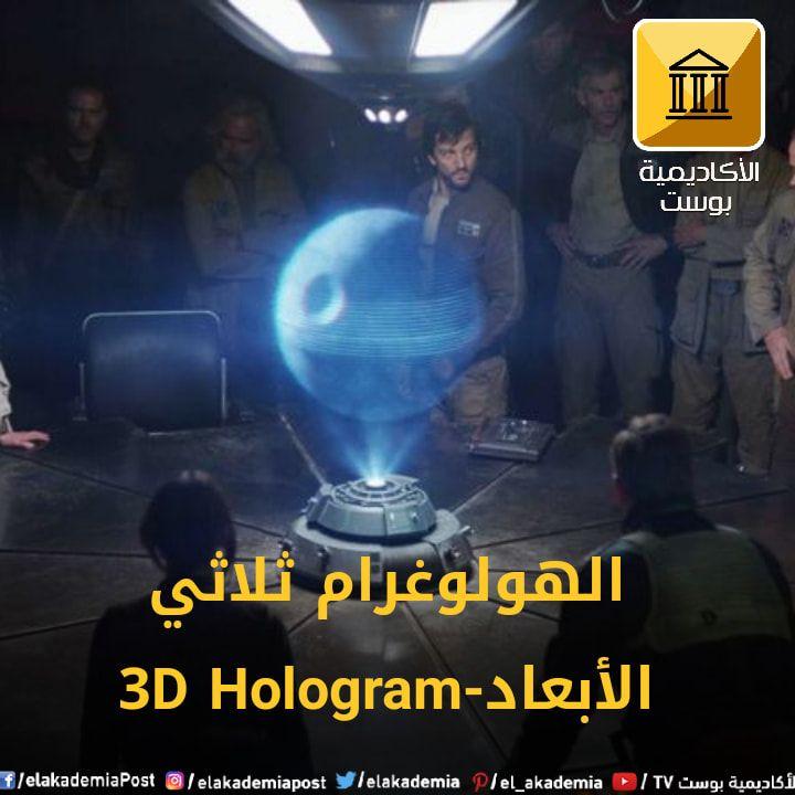 عرضت الصور ثلاثية الأبعاد 3d Hologram في عروض الخيال العلمي لقرون وفي عام 2017 إدعت شركة استرالية أنها أنتجت طاولة هولوغرام تشبه الهو 3d Hologram Poster Poses